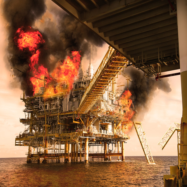 Offshore and Maritime Accident Image