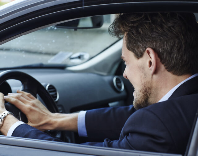 How to Deal with Aggressive Drivers